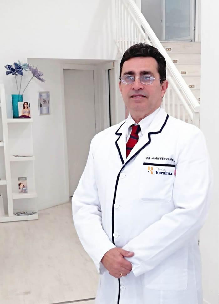 Dr. Juan Fernandes