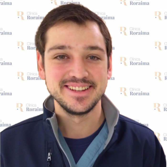 Álvaro Martínez Alcalá García, MD